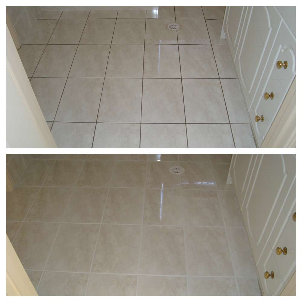 Rejuvenate your tiles with our grout colour sealing ezicleen grout colour dailygadgetfo Gallery