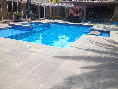 Pool Paving sealer